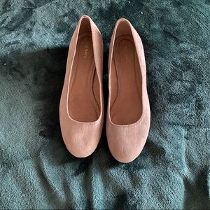 Old Navy Suede Heels